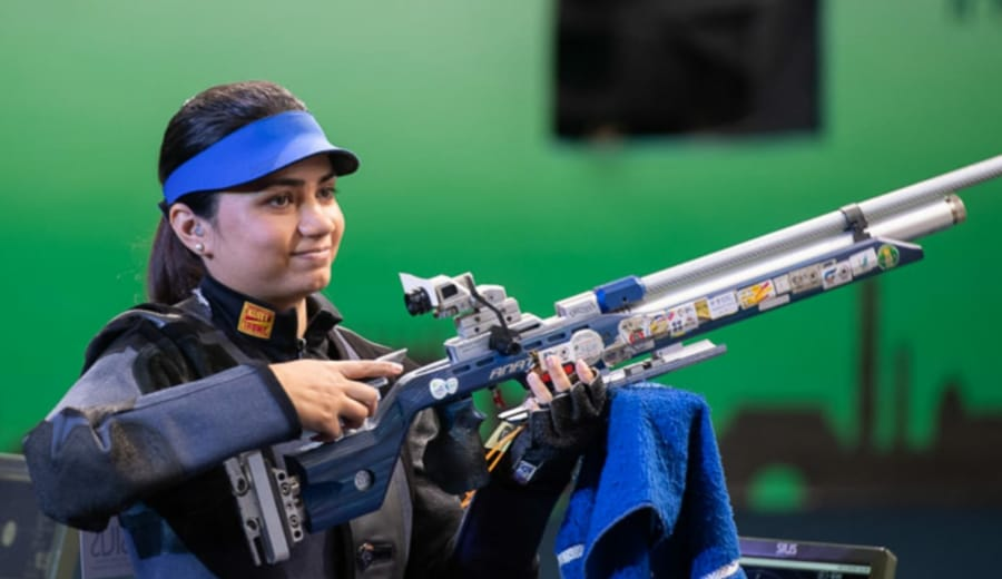 Meet The Indian Shooter Apurvi Chandela Who Won Silver In ISSF World Cup At Munich & Made Us Proud