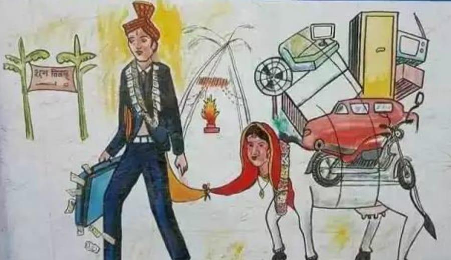 """The """"dahej pratha""""—let's buy a groom!!"""