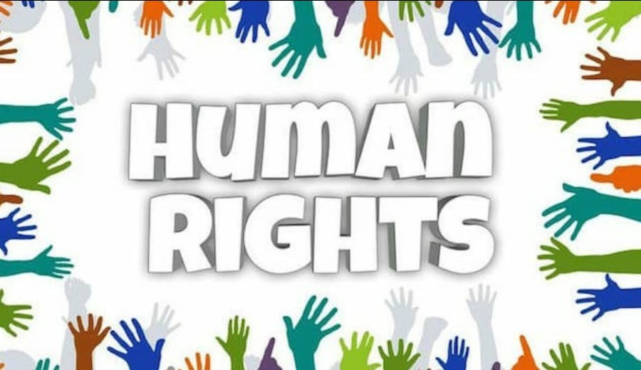 Stand up for human rights!