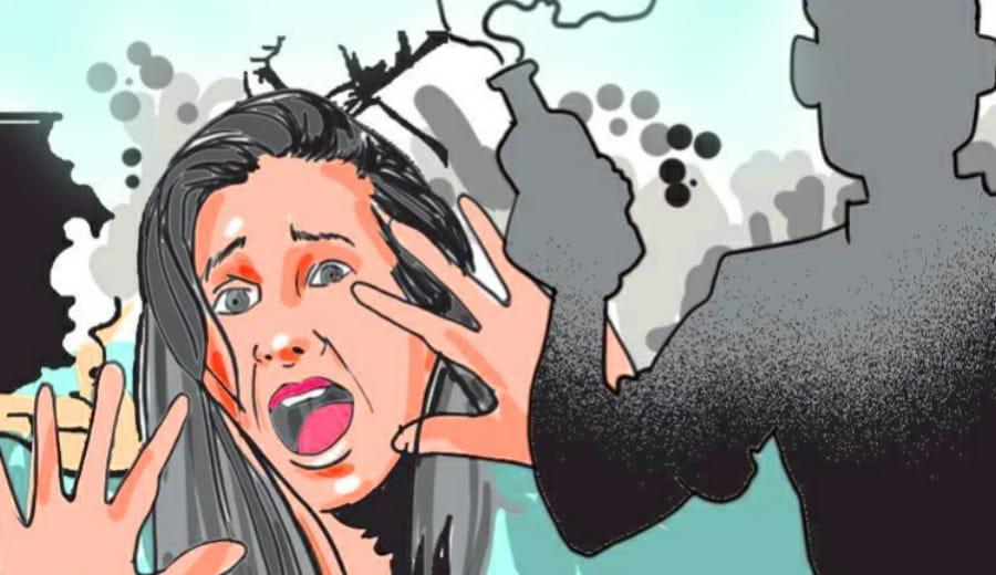 Acid attacks—Shame on the 'so called' humans!