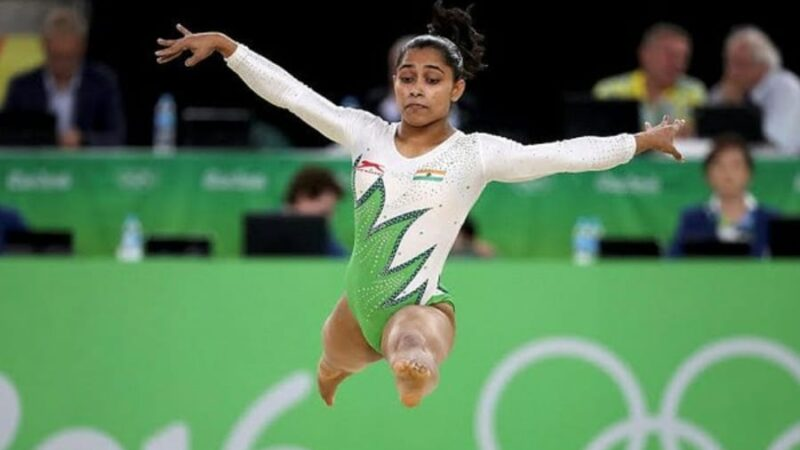 Dipa Karmakar: the first Indian to qualify for World Gymnastics Championships finals