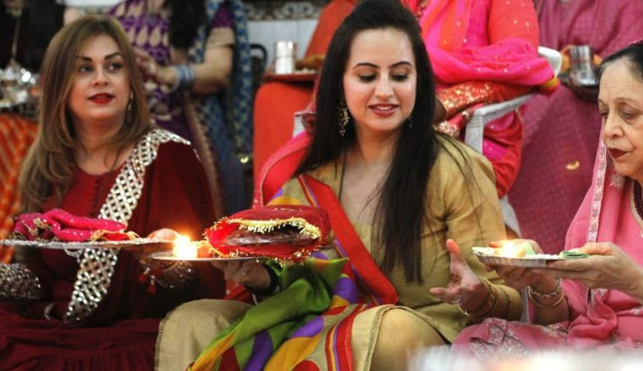 Karva Chauth: Funny day but it should be a holiday. What say?
