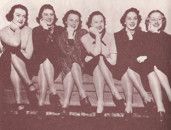 1940s-college-girls