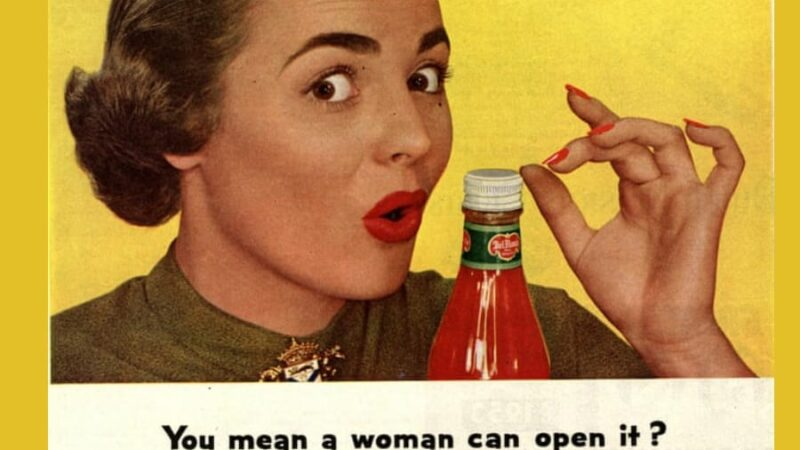 This video calling out sexism in advertising by showcasing ads that objectify women will blow your mind