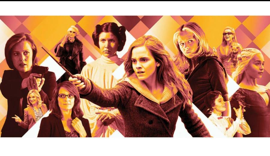 9 Kick-ass fictional women