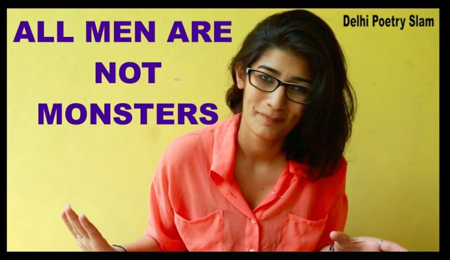 All men are not monsters!