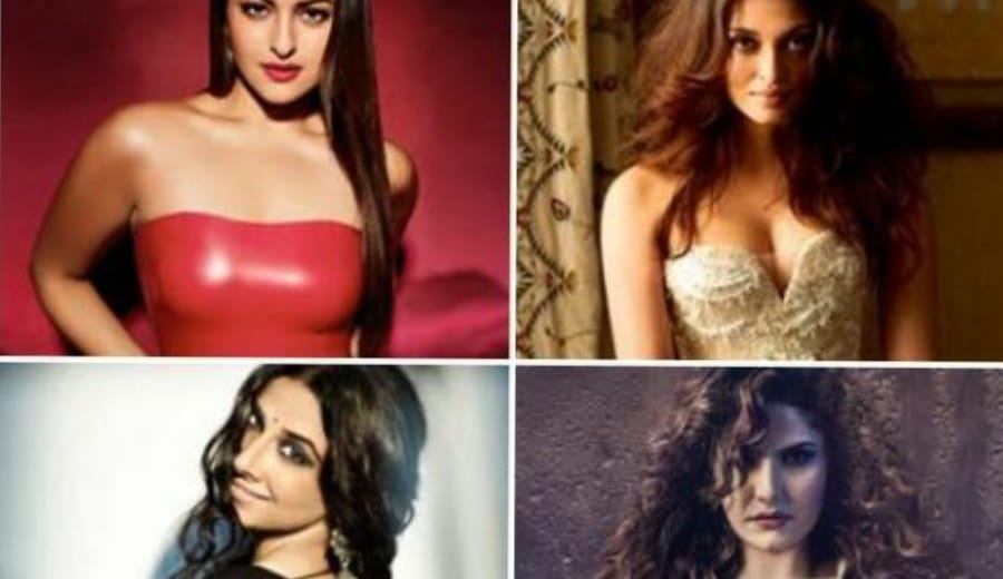 See how these women actors give it back to body shamers