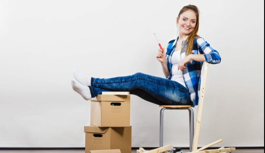 A Girl's Guide to Moving Out of Town