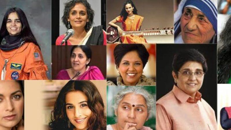 Indian Iconic Women