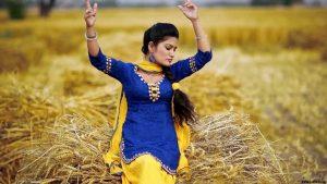 punjabi girl image