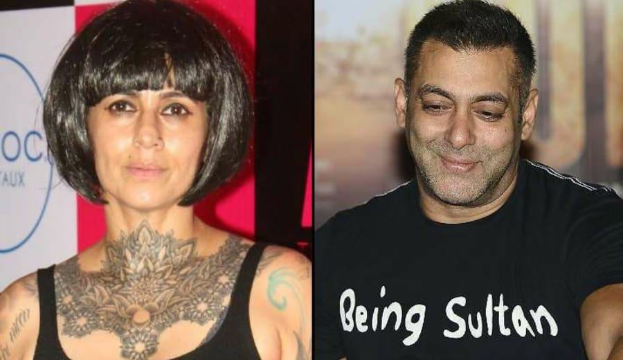 Salman Khan Is A Male Chauvinist Pig Who Dances Like A Monkey: Sapna Bhavnani