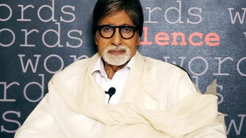 VIRAL VIDEO: Amitabh Bachchan Gives Voice To The Challenges Modern Women Silently Face