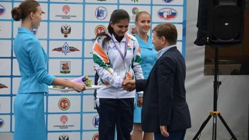 She Went, She Saw, She Conquered: Priyesha Deshmukh Wins Bronze In World Championships OnHerInternationalDebut