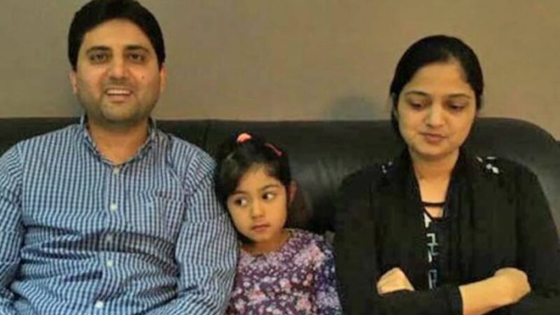 Meet Sarah Patel, the brave 6 year old girl who tried to stop an axewielding robber