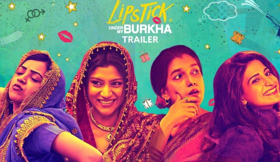 Trailer Of 'Lipstick Under My Burkha': Bringing Out Bold Secret Desires!