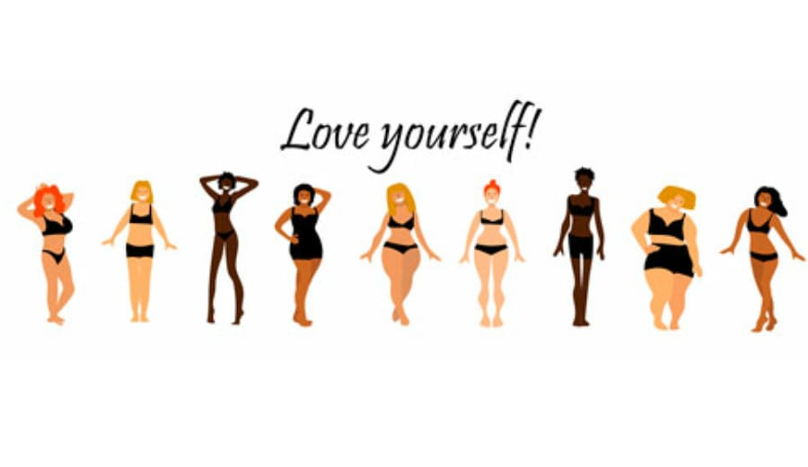 Body Positive Campaign Wants Women To Embrace Their #BellyJelly. Join The Revolution.