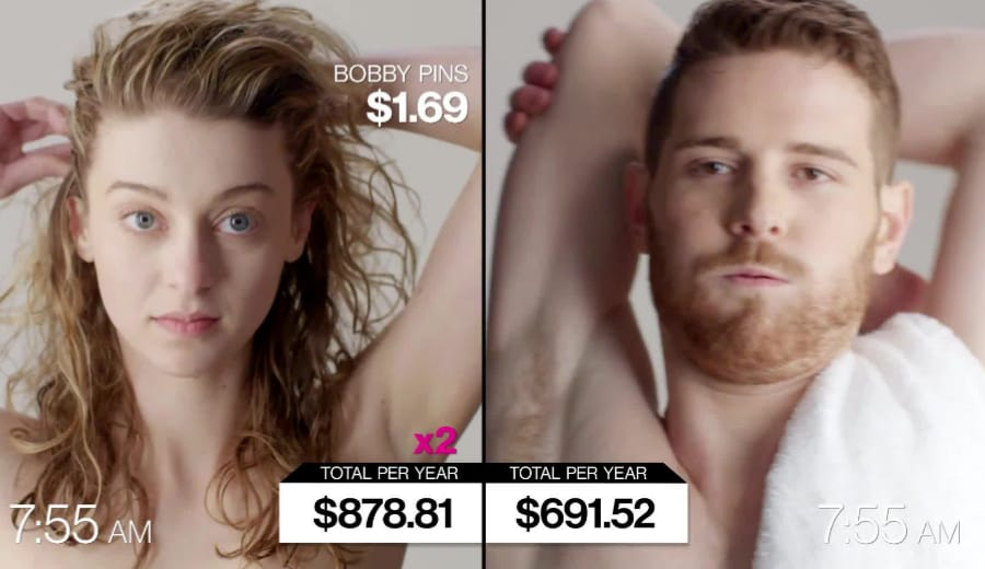 This Is How Much More It Costs To Be a Woman