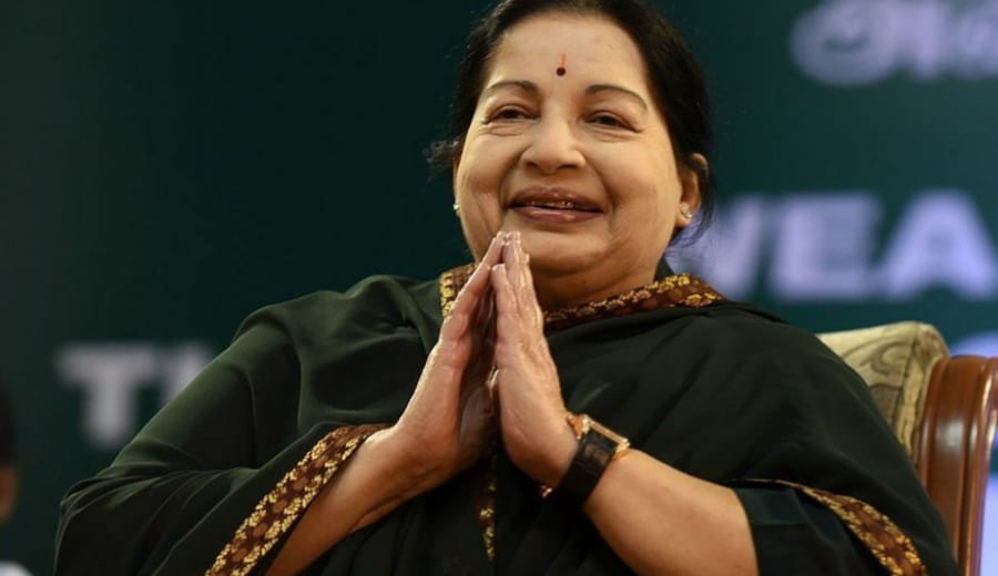 A Tribute To The Tamil Nadu Chief Minister, Jayalalithaa!