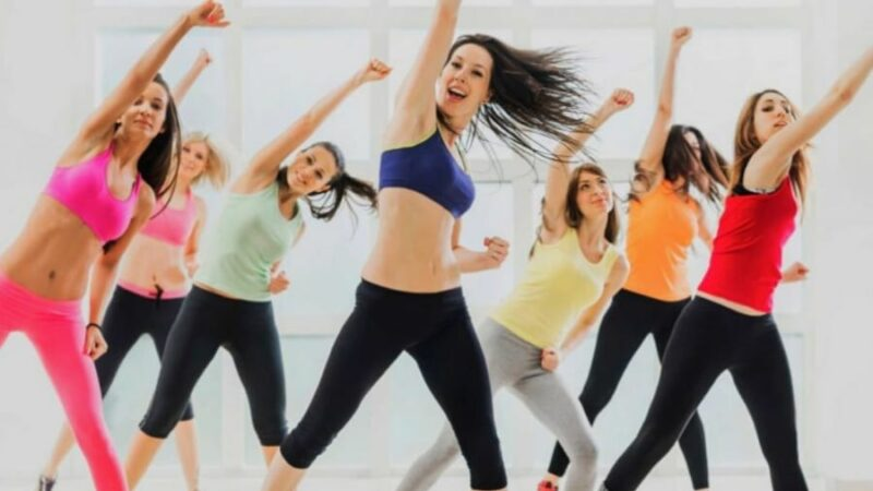 Zumba Fitness Workout Classes to help you Stay Fit!