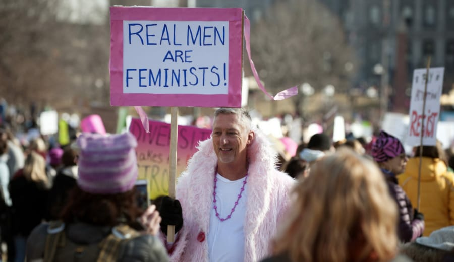 Dear Feminists…Thank you for making women remember their worth and pride!