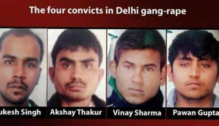 Nirbhaya Gangrape Case: Supreme Court confirms Death Sentence to four convicts