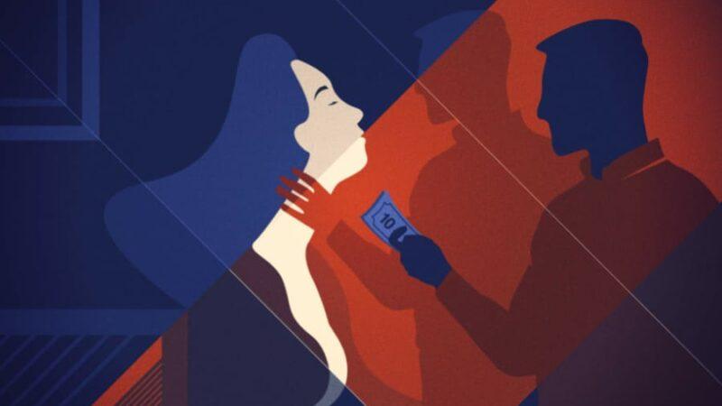 The Hopeless Bleak Road of Prostitution