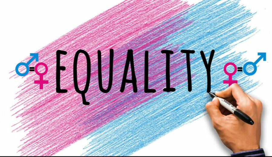 Men of Quality Respect Women's Equality!