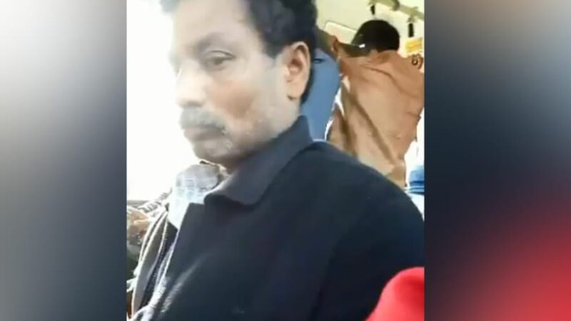 Man caught masturbating in Delhi bus, DU girl uploads video