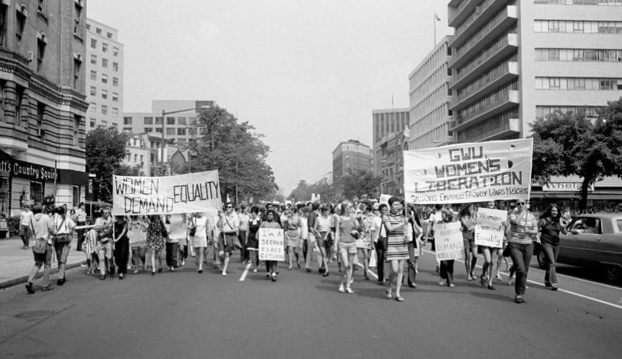 History of Women's Movement