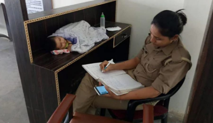 Here's What Happened When a UP Cop Mom Went Viral!