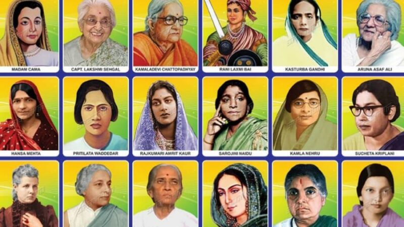 The 3 Tribal Ranis: Shapers of the Indian Republic
