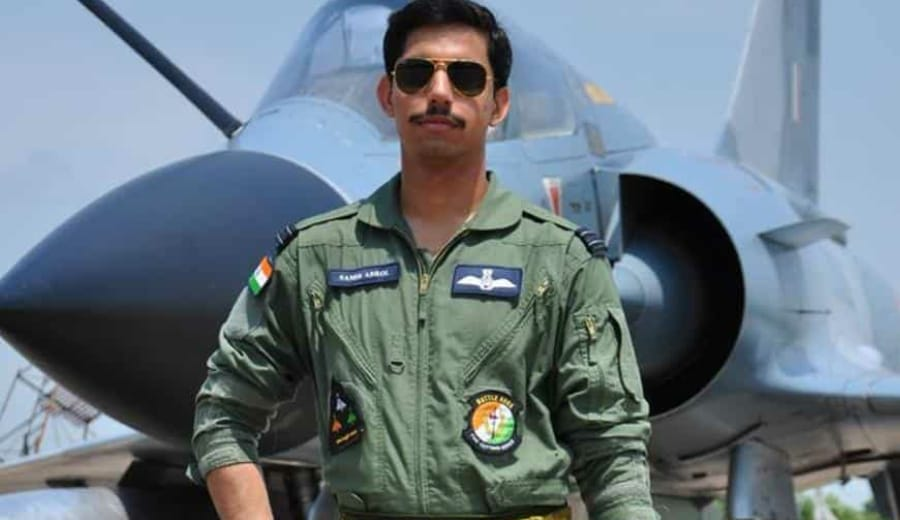 Brother Of Martyred Pilot Questions Govt's Apathy To Nation's Heroes In A Heartbreaking Poem