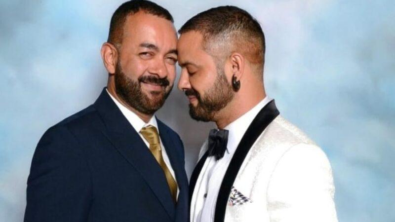 Inside Celebrity Makeup Artist Daniel Bauer's Wedding Celebrations