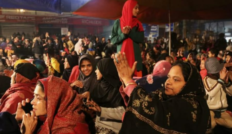 How Women At Shaheen Bagh Protests Are Setting An Example For Women All Around The World
