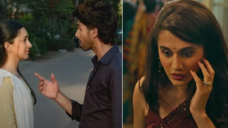 After The Launch Of 'THAPPAD' Trailer, Twitter Calls It A Slap On The Face Of 'KABIR SINGH'