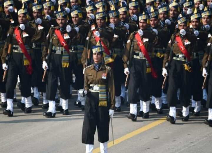 Meet Captain Tania Shergill – The Determined Young Woman Officer Who Led All-Men Contingents Parade During Republic Day